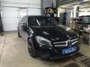 Ustanovka signalizacii na Mercedes A180