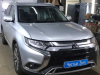 Ustanovka signalizacii na Mitsubishi Outlander