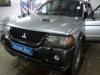 Ustanovka signalizacii na Mitsubishi Pajero Sport