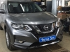 Ustanovka signalizacii na Nissan X-Trail