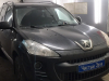 Установка сигнализации на Peugeot 4007
