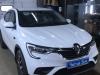 Ustanovka signalizacii na Renault Arkana