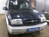 Ustanovka signalizacii na Suzuki Grand Vitara