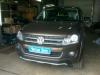 Ustanovka signalizacii na Volkswagen Amarok