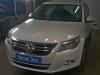 Ustanovka signalizacii na Volkswagen Tiguan