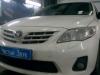 Установка сигнализации StarLine А93 на а/м Toyota Corolla. jpg