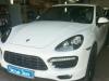 Ustanovka signalizacii StarLine na Porsche Cayenne