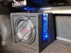 Установка усилителя, сабвуфера, динамиков и магнитолы на а/м Mazda 6.JPG