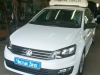 Ustanovka videoregistratora, antiradara i signalizacii na Volkswagen Polo