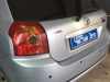 Установка видеорегистратора, парктроника META SYSTEM на а/м Toyota Corolla.jpg