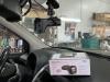 Установка видерегистратора с радар-детектором на Nissan X-Trail (3)