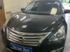 Ustanovka zamka Garant rulevoi val na Nissan Teana