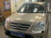 Ustanovka zamka KPP na Honda CR-V