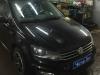 Volkswagen Polo ustanovka bezshtirevogo zamka na rulevoi val
