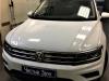 Volkswagen Tiguan ustanovka setki v bamper