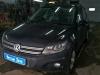 Volkswagen Tiguan ustanovka signalizacii StarLine A93