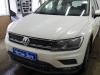 Volkswagen Tiguan ustanovka zamka na rulevoi val i KPP