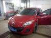 Zamena obhodchika immobilaizera na Mazda 3