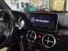 Замена штатной магнитолы Mercedes GLK (6)