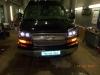 Замена штатной оптики и установка ксенона на а/м Chevrolet Express.JPG