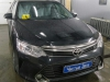 Toyota Camry ustanovka zamka na KPP