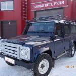 Shumka Lend Rover Defender (19)