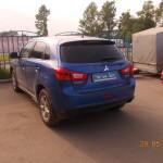 Tonirovanie i bronirovanie Mitsubishi ASX  (1)