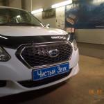 Ustanovka signaliz  na Datsun On-Do (1)