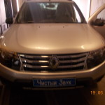 Ustanovka signaliz na Renault Dasner (1)