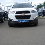 Ustanovka hodovix ognei na Chevrolet (1)