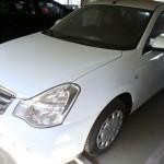 ustanovka parktronikov Nissan Almera  (1)