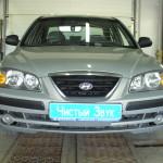 ustanovka signalis na Hyundai Lantra (1)