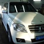 Ustanovka mehanicheskoi zashitu na KPP Mercedes  (3)