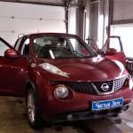 Установка Combo-устройства на ам Nissan JUKE. (1)