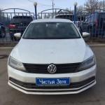 Установка парктроников на ам Volkswagen Jetta. (1)