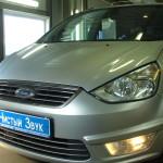 Замена галогеновых ламп на ам Ford Galaxy. (3)