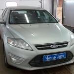 Установка сигнализации StarLine А 63 на ам Ford Mondeo. (1)