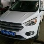 Установка сигнализации StarLine на ам Ford Kuga. (1)