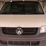 Установка автомагнитолы на ам Volkswagen Transporter.