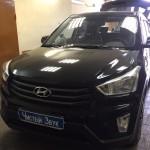 Установка компонентных динамиков на ам Hyundai Creta. (1)