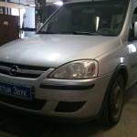 Установка сигнализации StarLine А63 на ам Opel Combo. (1)