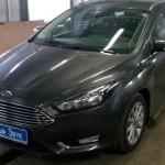 Установка сигнализации StarLine А93 на ам Ford Focus. (1)