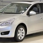 Установка сигнализации StarLine и замка Гарант на рулевой вал на ам Nissan Tiida. (1)