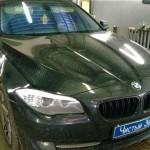 Изготовление и установка корпуса сабвуфера на ам  BMW. (1)