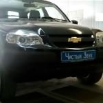 Установка сигнализации StarLine А63 на ам Chevrolet Niva. (1)