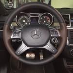 Перетяжка руля Mercedes ML