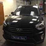 Тонирование стекол Hyundai Creta