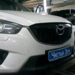 Установка Star Line A 93 2 can 2 lin с GPS и GSM модулями на Mazda CX-5 (2)