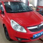 Установка сигнализации StаrLine А93 на ам Opel Corsa. (1)