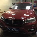 ТО с продлением гарантии Цезарь Сателлитам BMW X6.